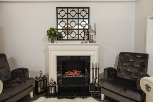 Dimplex Electric Fireplaces - E 136