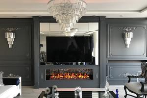 Dimplex Electric Fireplaces - E 137 A