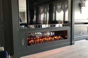 Dimplex Electric Fireplaces - E 137 B