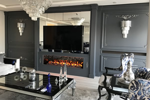 Dimplex Electric Fireplaces - E 137