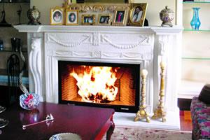 Classic Fireplace Surrounds - K 102