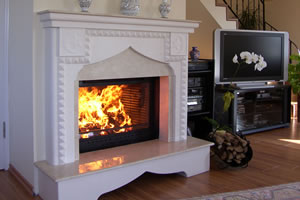 Classic Fireplace Surrounds - K 103