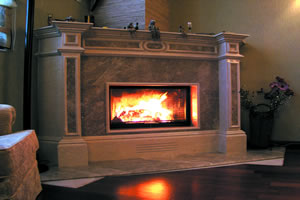 Classic Fireplace Surrounds - K 104