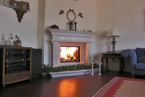 Classic Fireplace Surrounds - K 105