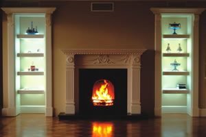 Classic Fireplace Surrounds - K 106