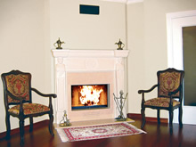 Classic Fireplace Surrounds - K 107