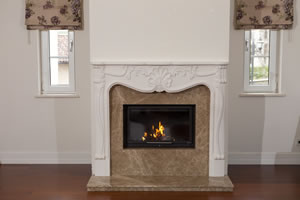 Classic Fireplace Surrounds - K 108 A