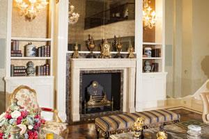 Classic Fireplace Surrounds - K 111 E