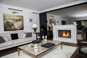 Classic Fireplace Surrounds - K 112 A