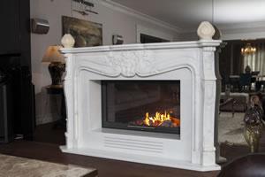 Classic Fireplace Surrounds - K 112 B