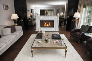 Classic Fireplace Surrounds - K 112 C