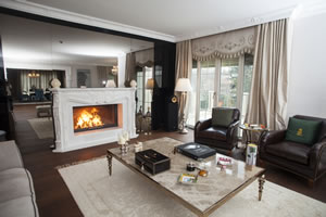 Classic Fireplace Surrounds - K 112 D