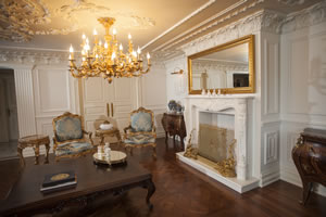 Classic Fireplace Surrounds - K 116 A
