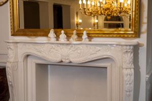 Classic Fireplace Surrounds - K 116 B