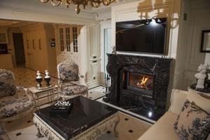 Classic Fireplace Surrounds - K 117 B