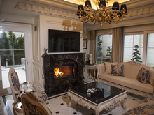 Classic Fireplace Surrounds - K 117