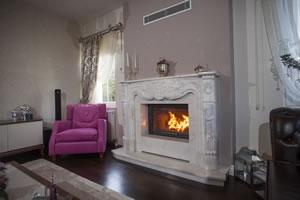 Classic Fireplace Surrounds - K 118 B