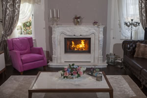 Classic Fireplace Surrounds - K 118