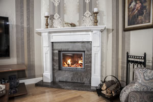 Classic Fireplace Surrounds - K 119 B