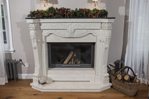 Classic Fireplace Surrounds - K 121 A
