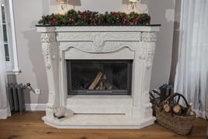 Classic Fireplace Surrounds - K 121 A
