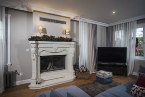 Classic Fireplace Surrounds - K 121
