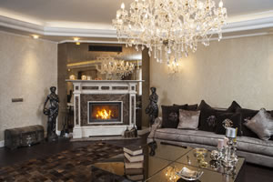 Classic Fireplace Surrounds - K 124 A