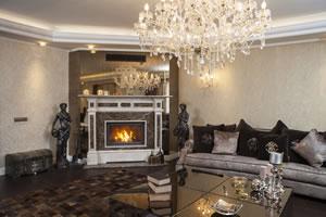 Classic Fireplace Surrounds - K 124 A