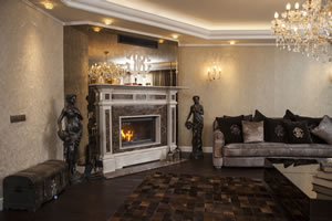 Classic Fireplace Surrounds - K 124