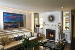 Classic Fireplace Surrounds - K 125 B