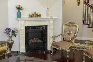 Classic Fireplace Surrounds - K 128