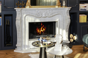 Classic Fireplace Surrounds - K 129 C