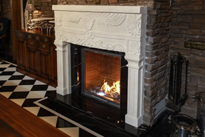 Classic Fireplace Surrounds - K 130 A