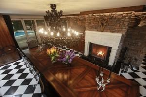 Classic Fireplace Surrounds - K 130 B