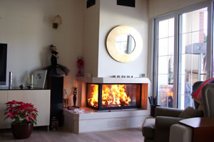 L-Type Fireplace Surrounds - L 105