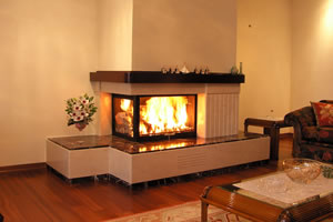 L-Type Fireplace Surrounds - L 107
