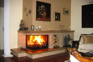 L-Type Fireplace Surrounds - L 108