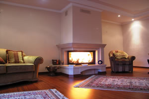 L-Type Fireplace Surrounds - L 109