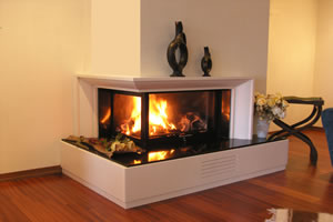 L-Type Fireplace Surrounds - L 110