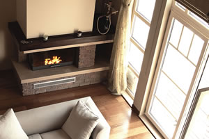 L-Type Fireplace Surrounds - L 111