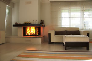 L-Type Fireplace Surrounds - L 112