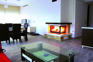 L-Type Fireplace Surrounds - L 113