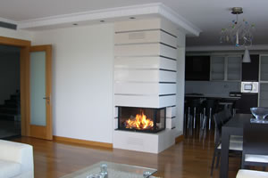 L-Type Fireplace Surrounds - L 117