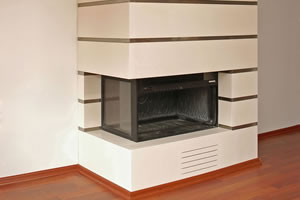 L-Type Fireplace Surrounds - L 121