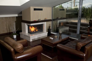 L-Type Fireplace Surrounds - L 123 A