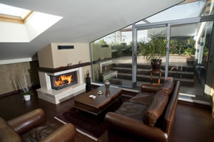 L-Type Fireplace Surrounds - L 123