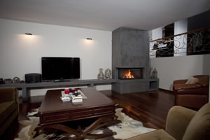 L-Type Fireplace Surrounds - L 124