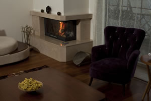 L-Type Fireplace Surrounds - L 125 A