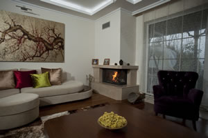 L-Type Fireplace Surrounds - L 125