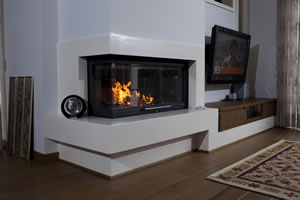 L-Type Fireplace Surrounds - L 126 A